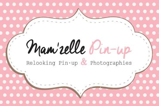 Mam'zelle Pin-up au Paris Vintage Festival