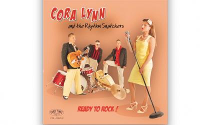 Cora Lynn et the Rhythm Snatchers en concert