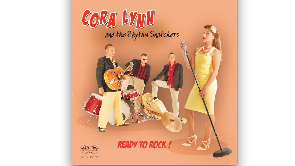 Cora Lynn et the Rhythm Snatchers en concert